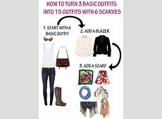 3 Stylish Accessories You Need Create new outfits without