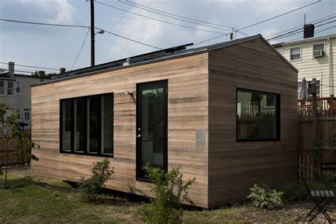 Minim House, Dc's Most Famous Tiny Home, Wins Aia Award