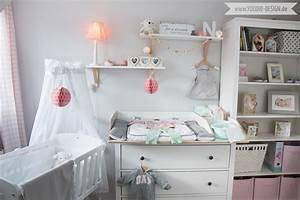 Kleiderschrank Kinder Ikea : ein skandinavisches kinderzimmer und ein wickelaufsatz f r die ikea hemnes kommode give away ~ Markanthonyermac.com Haus und Dekorationen