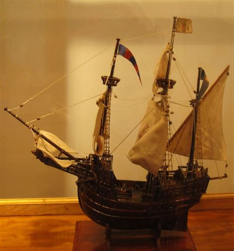Ship Vasco Da Gama by Portuguese Galleon A Model Of San Gabriel The