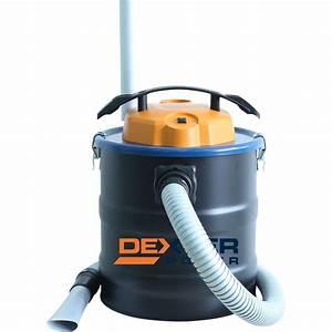 Aspirateur De Bassin Leroy Merlin : aspirateur de cendres dexter power 15 l leroy merlin ~ Premium-room.com Idées de Décoration