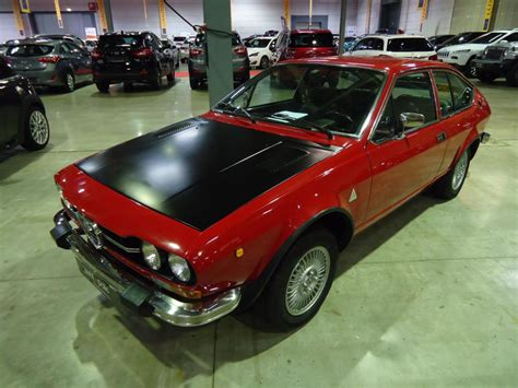 alfa romeo gtv auf der international motor show