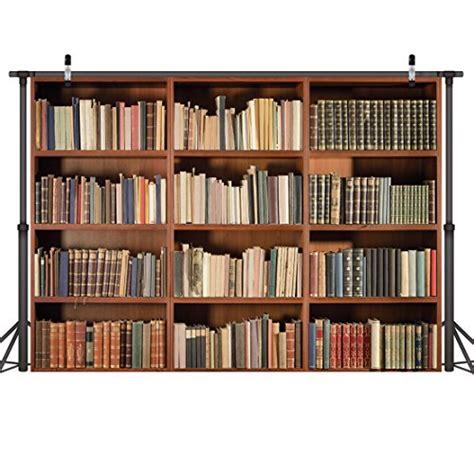 5 Ft Bookshelf by Lywygg 7x5ft Bookshelf Backdrop Vintage Bookcase Magic