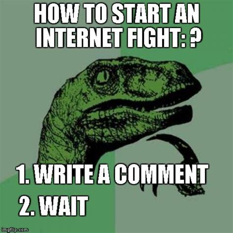 Internet Fight Meme - one fight too many brett fish