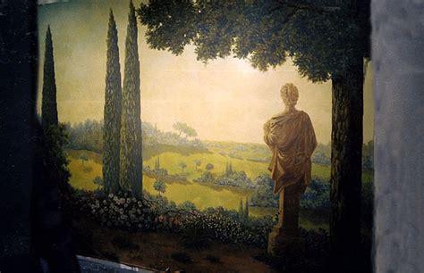 toiles  murs peints decors peints atelier follaco