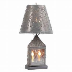 punched tin lantern 2 candelabra lamp with rustic willow With willow tree floor lamp
