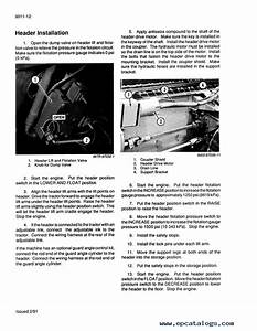 Case 8840 Windrower Service Manual Pdf Download