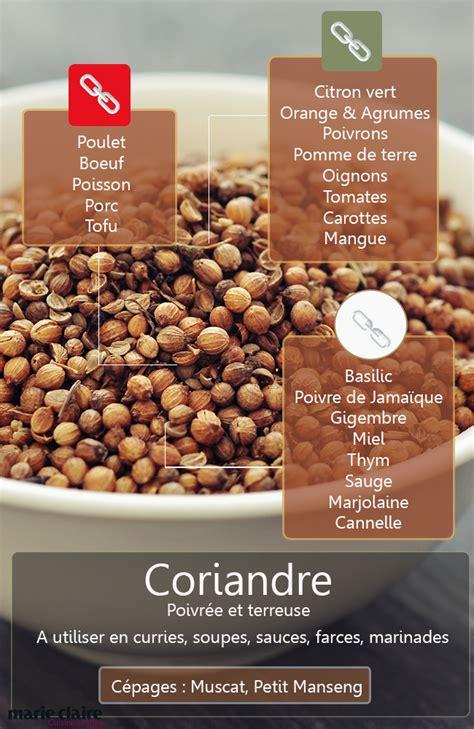 coriandre cuisine comment utiliser les graines de coriandre en cuisine