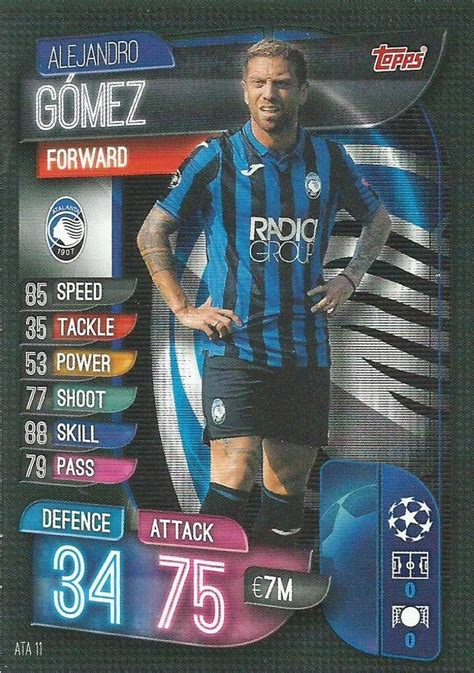 We did not find results for: Trading Card Hub.uk: Topps Match Attax UEFA Champions League 2019-2020 (International Variant ...