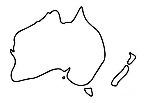 australia  zealand downunder map drawing  lineamentum