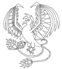 phoenix by royalphoenix by mythical creatures on deviantart - Mythical Creatures Coloring Pages
