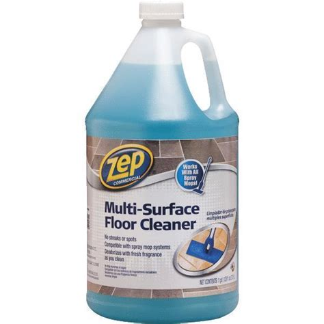 Vinyl Plank Floor Cleaner 8 gal zep commercial multi surface linoleum vinyl floor