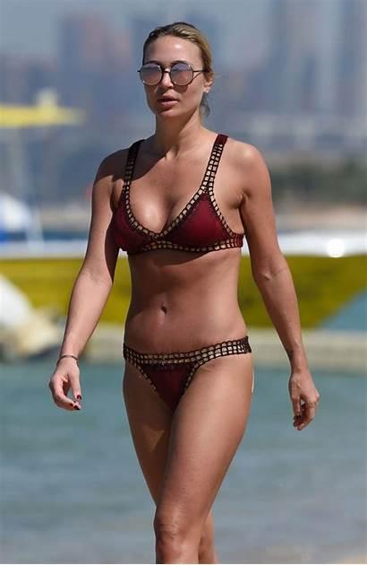 Alex Gerrard Beach Curran Bikini Murphy Sheree