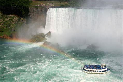 Boat Ride Niagara Falls Ny by Niagara Falls Tour From New York W Flight Tours4fun