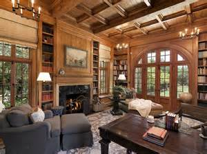 tudor homes interior design luxury home libraries worth studying sotheby 39 s