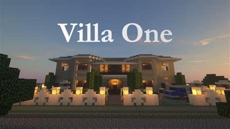 villa  map   minecraft minecraftnet