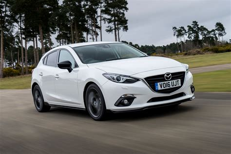 New Mazda 3 Sport Black Special Edition Hits The Road