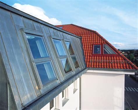 Verschiedene Materialien Fuer Die Dacheindeckung by Dacheindeckung Aus Blech Mehr Raum F 252 R Individuelle