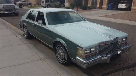 Buy Used 1981 Cadillac Seville Sedan 4-door 6.0l In