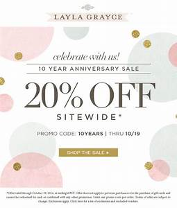 Anniversary sale, Email design and 10 year anniversary on ...