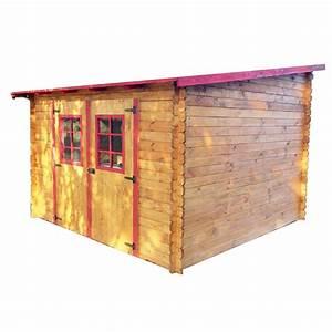 Prix Abri De Jardin : abri de jardin bois lantosque 3x3m 28mm bouvara ~ Dailycaller-alerts.com Idées de Décoration