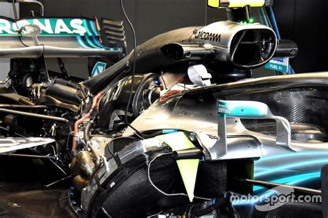 f1 tech review the updates that put mercedes top again