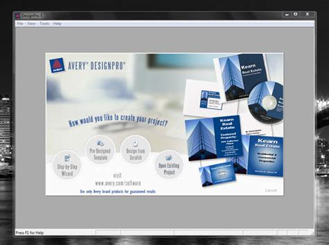 avery design pro avery designpro 5 5 0708 0 pobierz za darmo