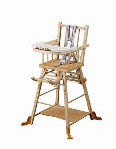 Chaise Haute Marcel Transformable Chaises