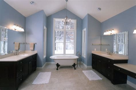 Spa Blue Bathroom by How To Properly Decorate With Shades Of Blue Obsigen