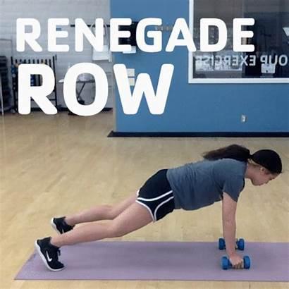 Renegade Rows Row