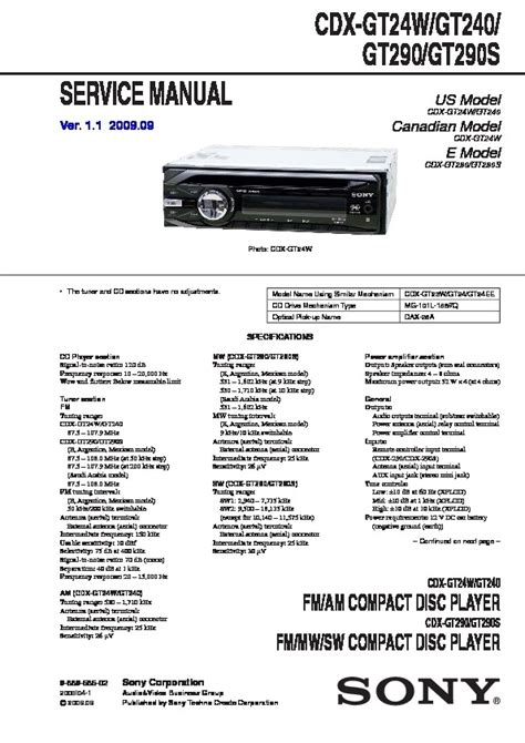 sony xplod cd player wiring diagram for a 54 44 wiring