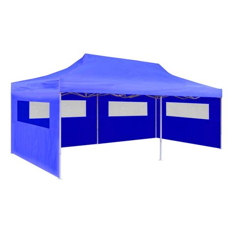 tenda pop up articoli per vidaxl tenda per feste pop up pieghevole 3 x