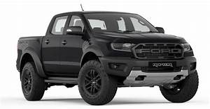 2019 Ford Ranger Raptor now available in Absolute Black, Arctic White - new colours at no extra cost