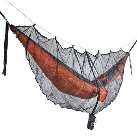 Hammocks With Mosquito Netting by Tribe Provisions Adventure Hammock Mosquito Net Tpahmn