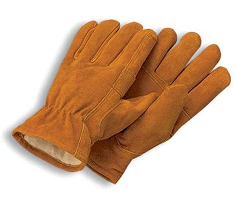 Split Cowhide Leather by Split Cowhide Winter Driver Gloves Cold Weather Leather