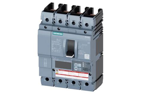 3va molded circuit breaker power distribution siemens