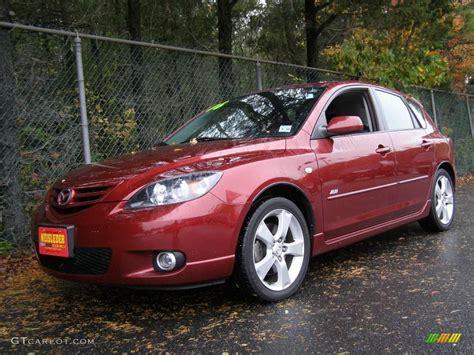 2006 Copper Red Mica Mazda Mazda3 S Hatchback #3938726