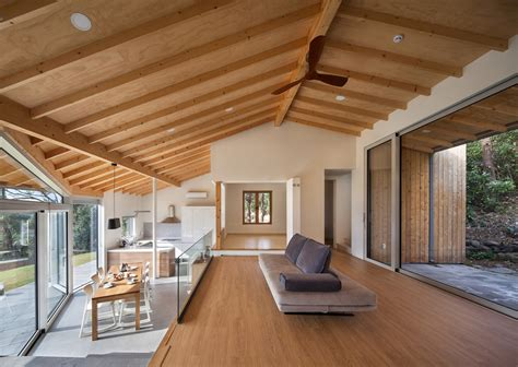 contemporary house  traditional korean architectural