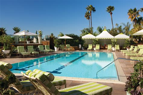 best adults only hotel pools of southern california california beaches