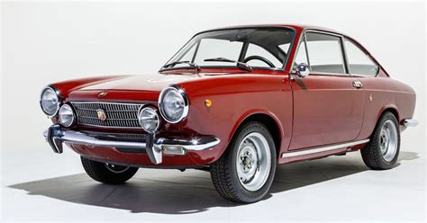 Fiat Abarth Coupe by Fiat Abarth Ot 1300 124 Coupe 1966