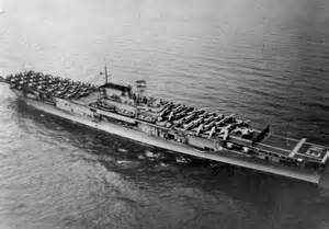 Enterprise Aircraft Carrier WW2