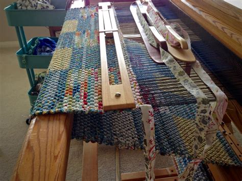 rag rug loom for does your weaving show your own style warped for