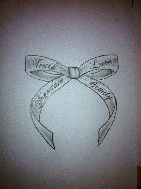 simple bow tattoo designs  idea