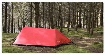 Camping Shelter Bag Modus Crua System Tent