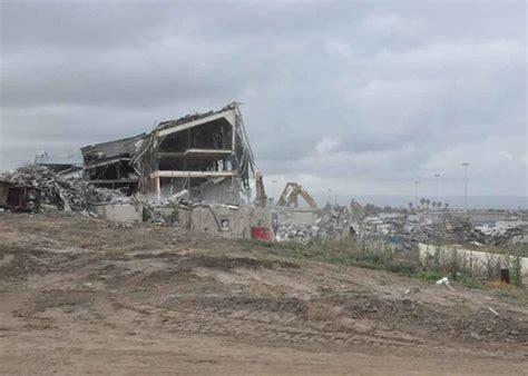 hollywood park facility national demolition