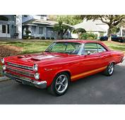 All American Classic Cars 1966 Mercury Comet Cyclone GT 2