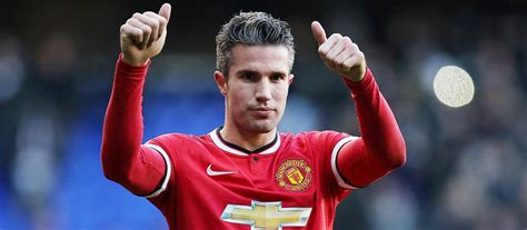 kaos robin persie robin persie relishing the opportunity to play at