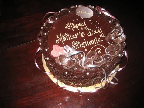 mothers day chocolate cakes   fun