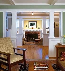 Beautiful, Craftsman, Style, Home, Interiors, 19, U2013, Decorathing