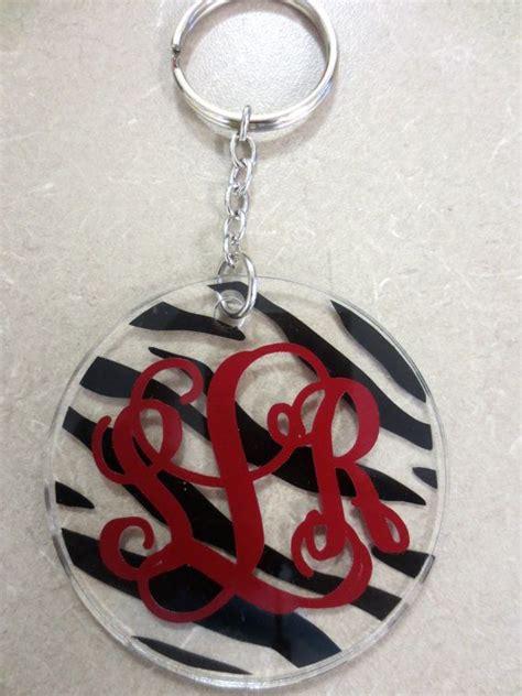 christmas gift mothers day gift monogram keychain custom keychain backpack diaper bag tag